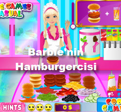 Barbie'nin Hamburgercisi