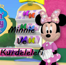 Minnie Ve Kurdeleleri