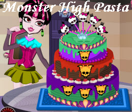 Moster High Pasta