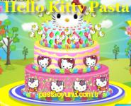 Hello Kitty Pasta